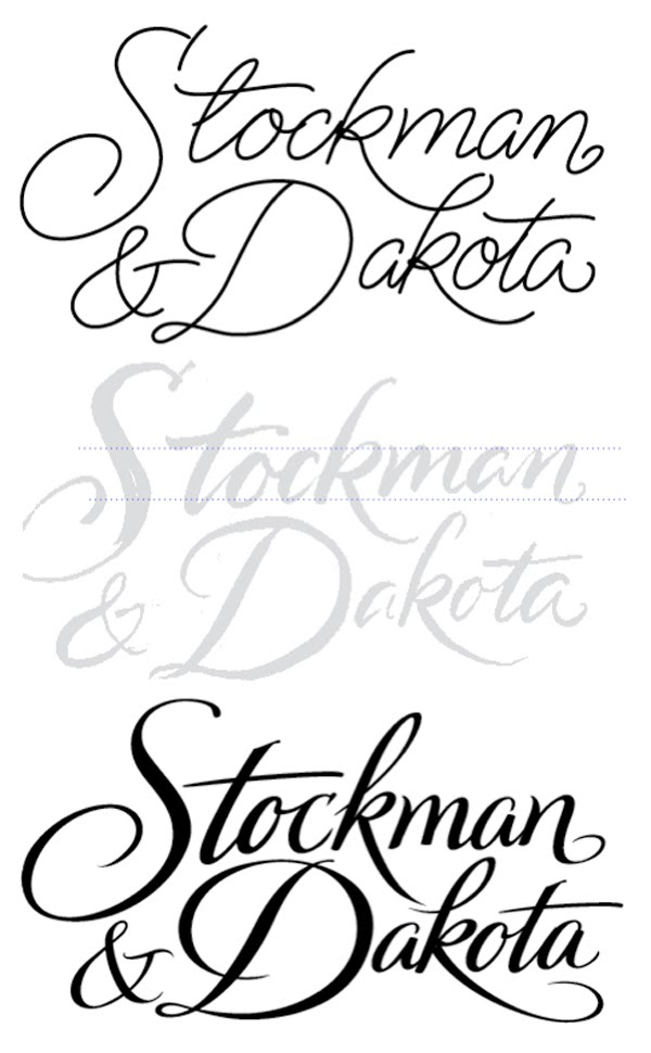 THE ART OF HAND LETTERING: May 2010