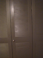 It Was Really Hard To Get A Good After Picture Of These Doors But The New Color And Finish Are Beautiful 9 Foot In My Son S Bedroom