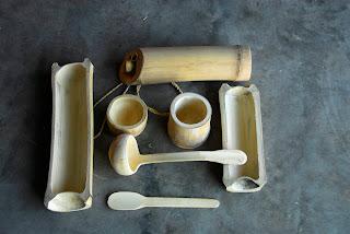 Green Earth Survival School Bamboo Tools