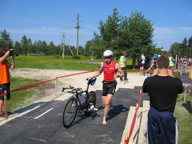 Pyöräosuudelle Paidessa