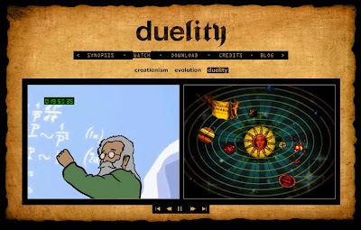 God and science - duelity