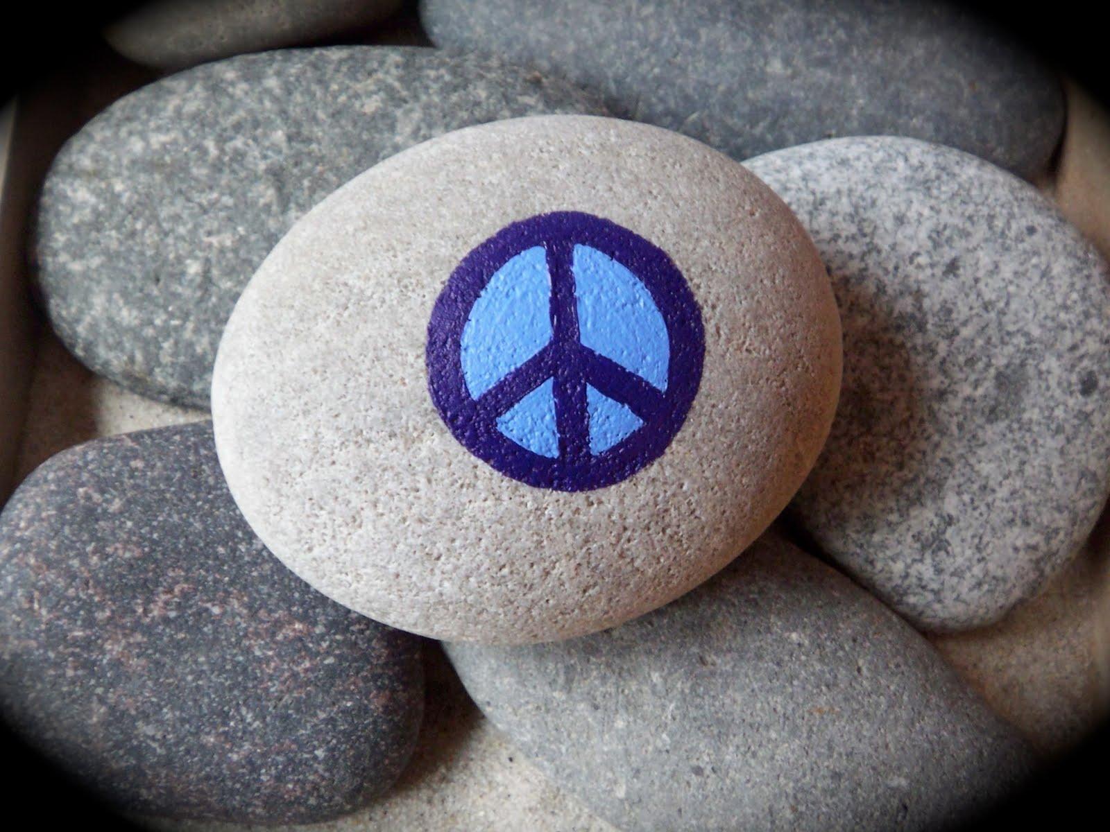 Peace Rocks Peace Rock 2000