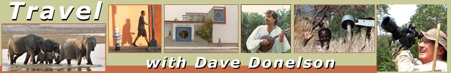 Travel With Dave Donelson