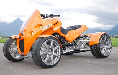 The ATV and Side-by-Side Blog: 0-60 mph 3 5 sec on new Quadster