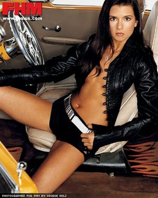 danica patrick go daddy images. danica patrick go daddy shower