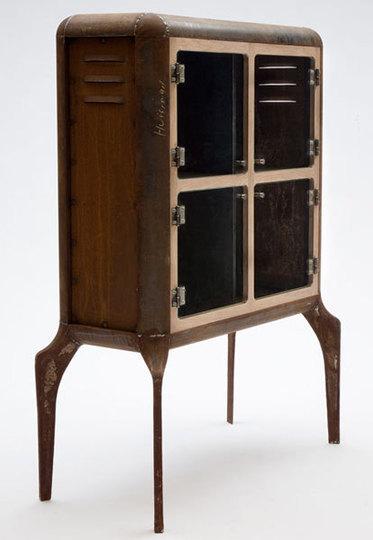 New Style Living Room Furniture Bookshelf D E S I G N Dork: Trend: Steampunk