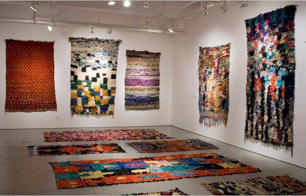 The View From Fez Moroccan Rugs A Hit In New York