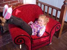 Rebecca aged 3