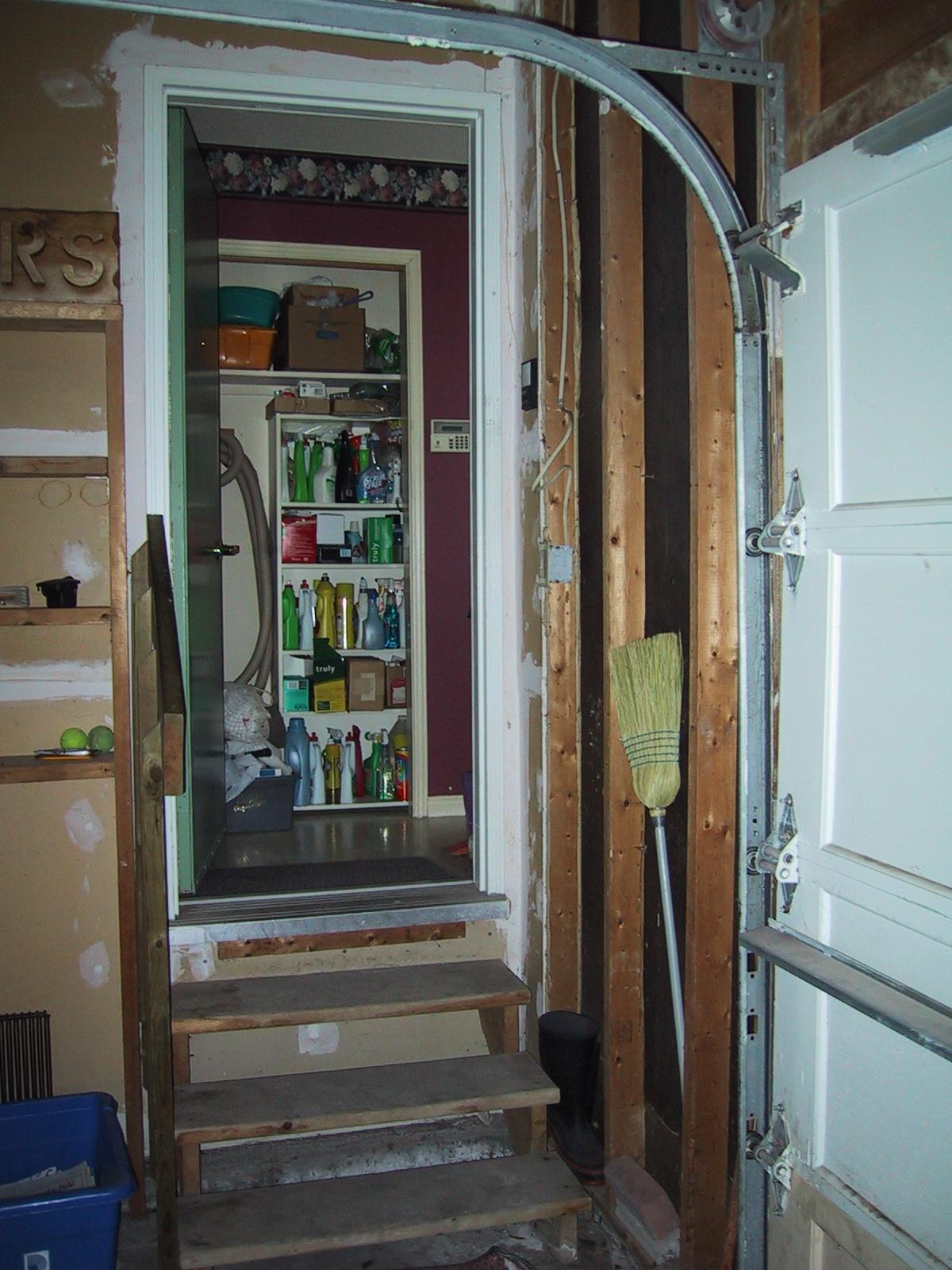 Home Renovation Tip U2013 Wheelchair Access U2013 Between Garage And Laundry Room