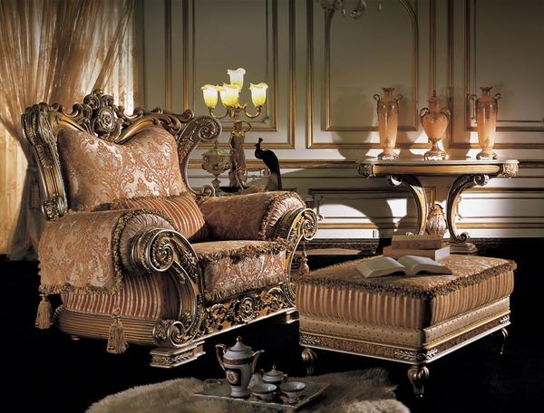 Antique & Italian Classic Furniture: Italian Hand Painted