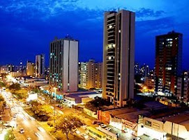 Cuiabá cidade de Luz