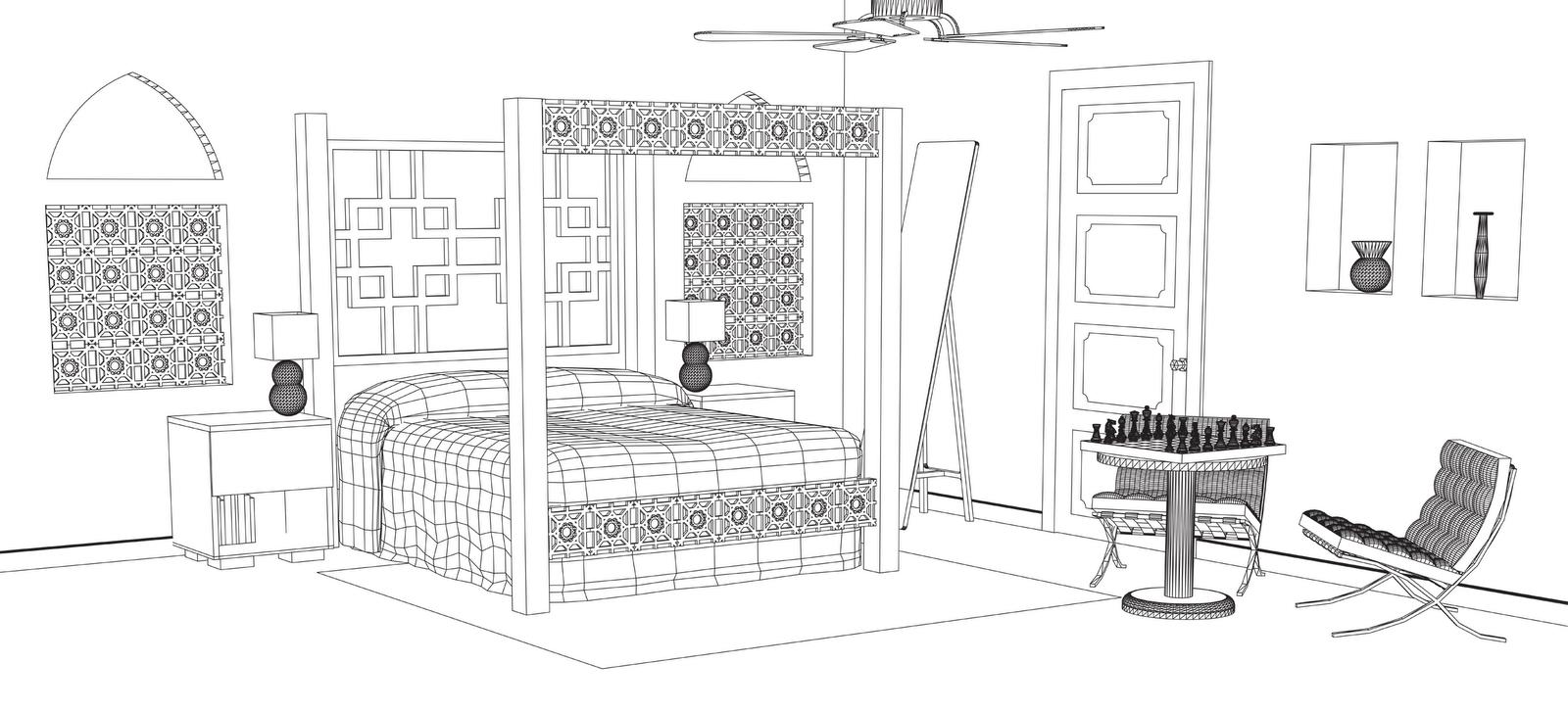 Lyla Drake-Wilhelm: Riyadh Residential Housing Project