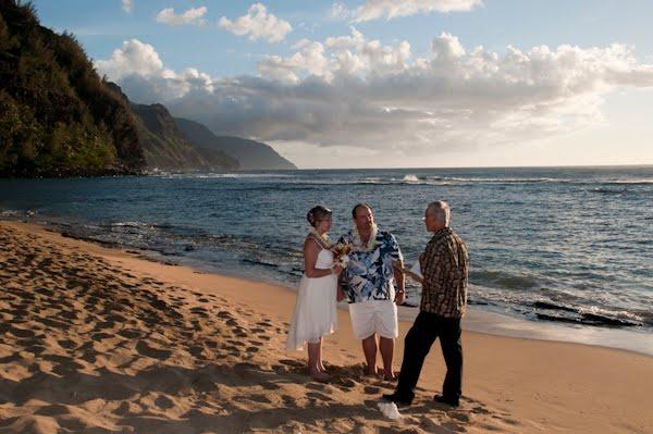 Maile Weddings And Photography Ke E Beach Wedding