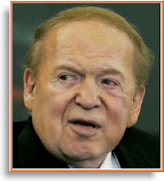 Right-Wing Smear Group Financier and Casino Mogul Sheldon Adelson