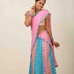 Telugu Actress Bindhu Madhavi Latest Hot Half saree Stills from Rama Rama Krishna Krishna