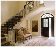 las escaleras en una casa o edificio conducen el qi energa que entra por la puerta principal o por la puerta que se utilice como acceso hacia los - Escaleras Interiores