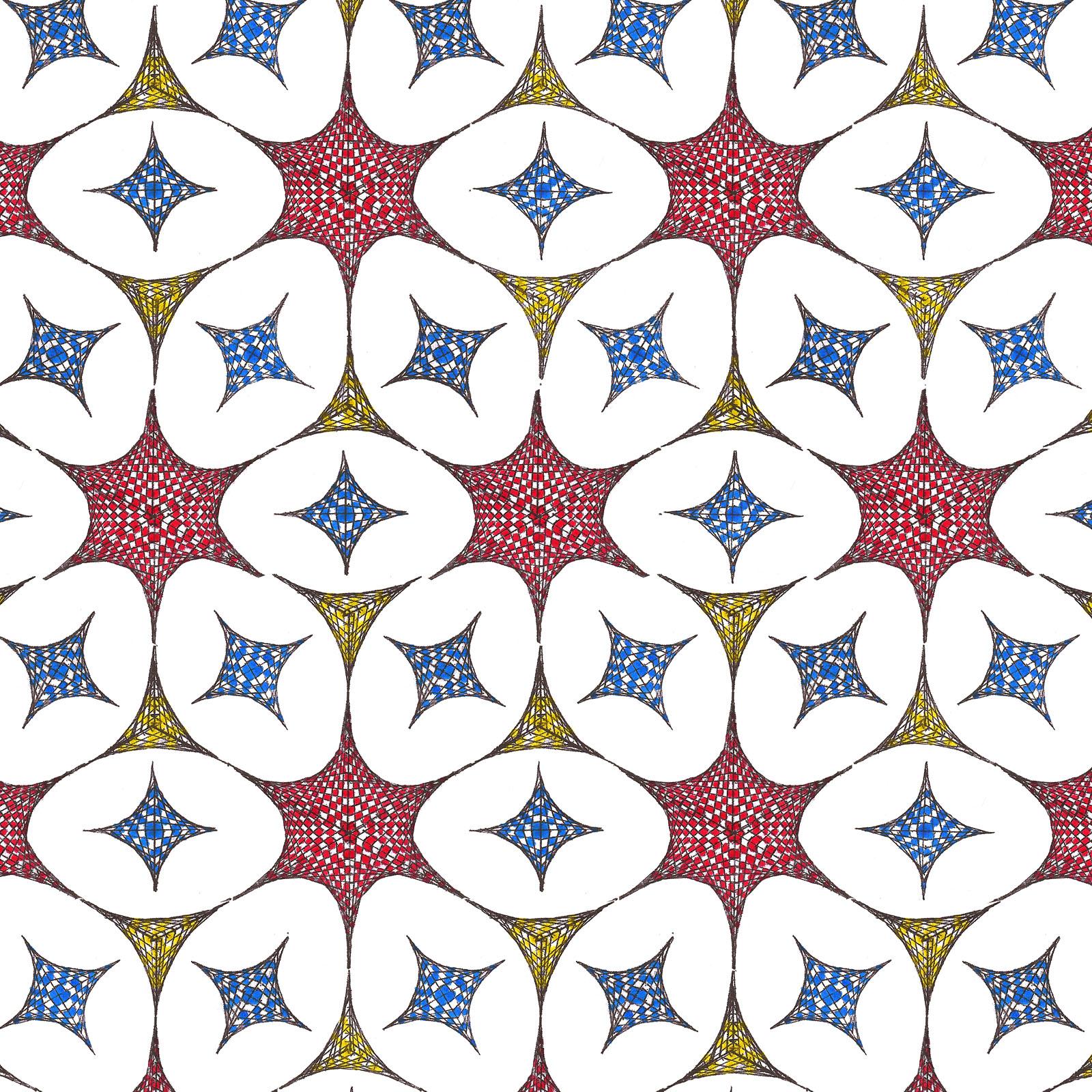 An Ocean Of Knowledge An Inch Deep Hyperbolic Polygon