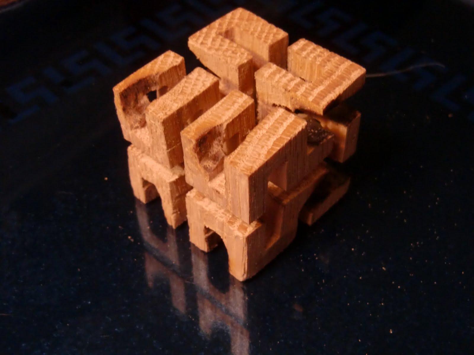 An Ocean Of Knowledge An Inch Deep 3d Fractals Cut On A