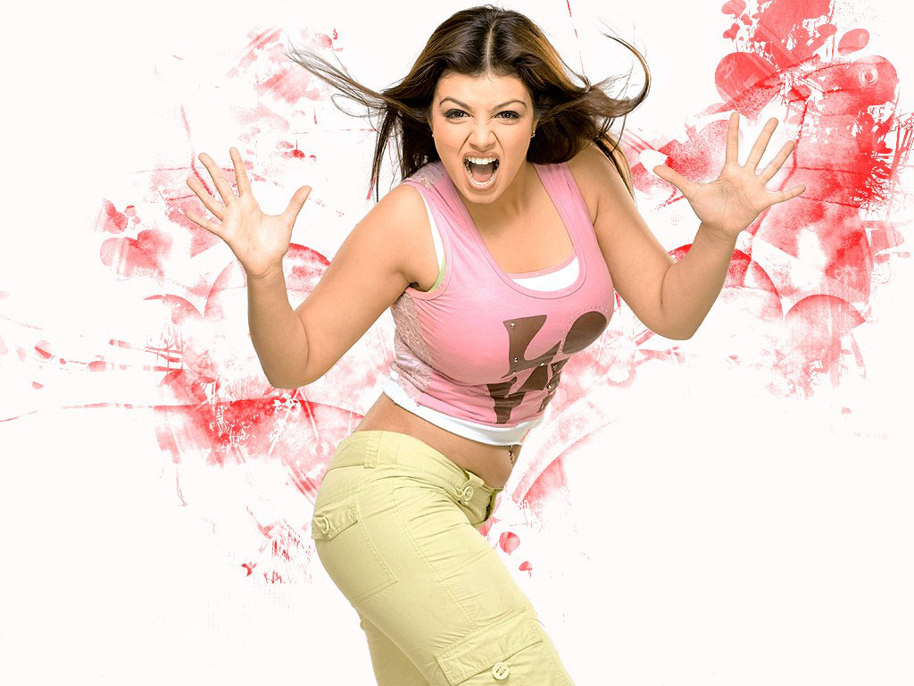 Ayesha Takia Hot Wallpaper Collection  Cine Pictures-2892