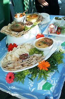 Mezze+Platter catering san diego wedding catering