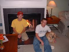 Kyle and Tim