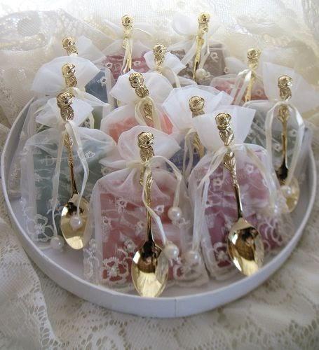 MADE WITH PASSION: Wanna DIY Tea Bag Favor for Afiz side