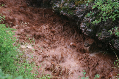 Why flash floods are dangerous…