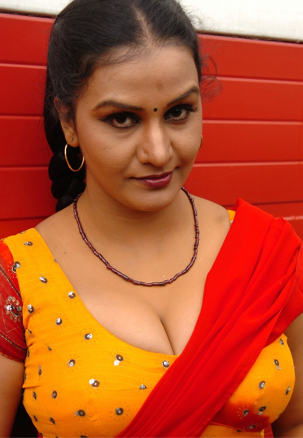 Actress telugu hot aunty