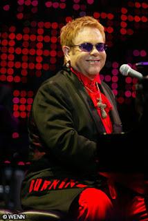 Elton john tour dates in Brisbane