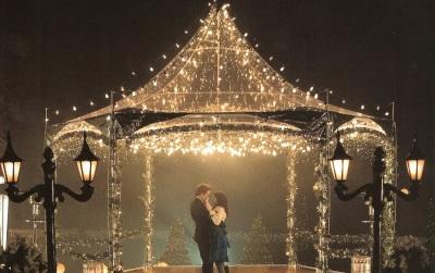 twilight+prom+scene+gazebo - Interesting Traditions About the Scandinavian Wedding party