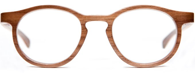 Rolf glasses - wooden eyeglasses