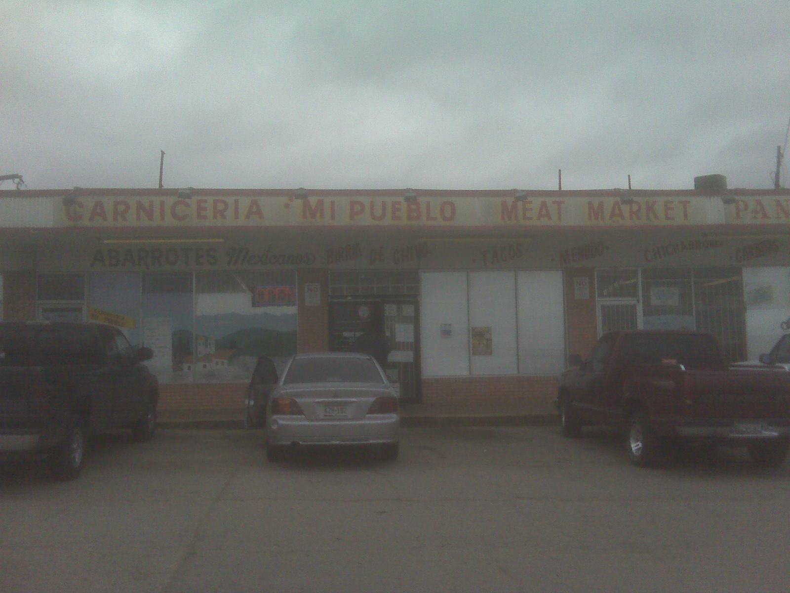 Fort Worth Taco Hunt Carniceria Mi Pueblo
