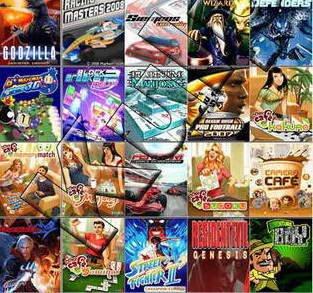 Java gamepack vol.5 - 92 games