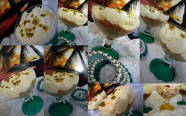 This eggless and no bake Passion fruit cheese cake is Very Quick, Simple yet elegant and easy enough to whip up as a last minute pudding,will make your mouth water.