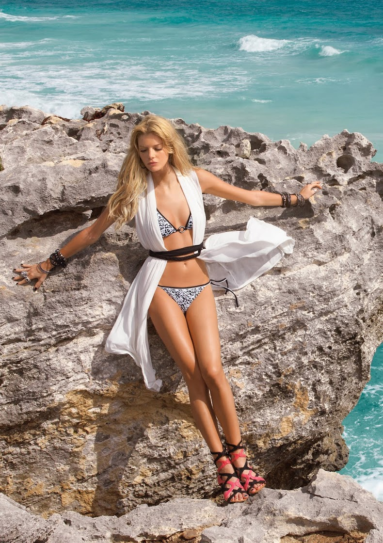 Calzedonia Summer 'Rockin' Romance' collection
