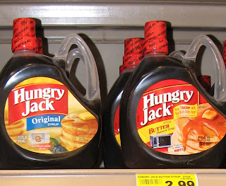 Hungry Jack Maple Syrup