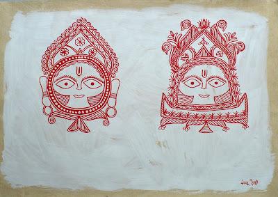 monju devi madhubani painting