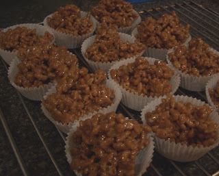How To Make Rice Krispie Cakes With Mars Bars