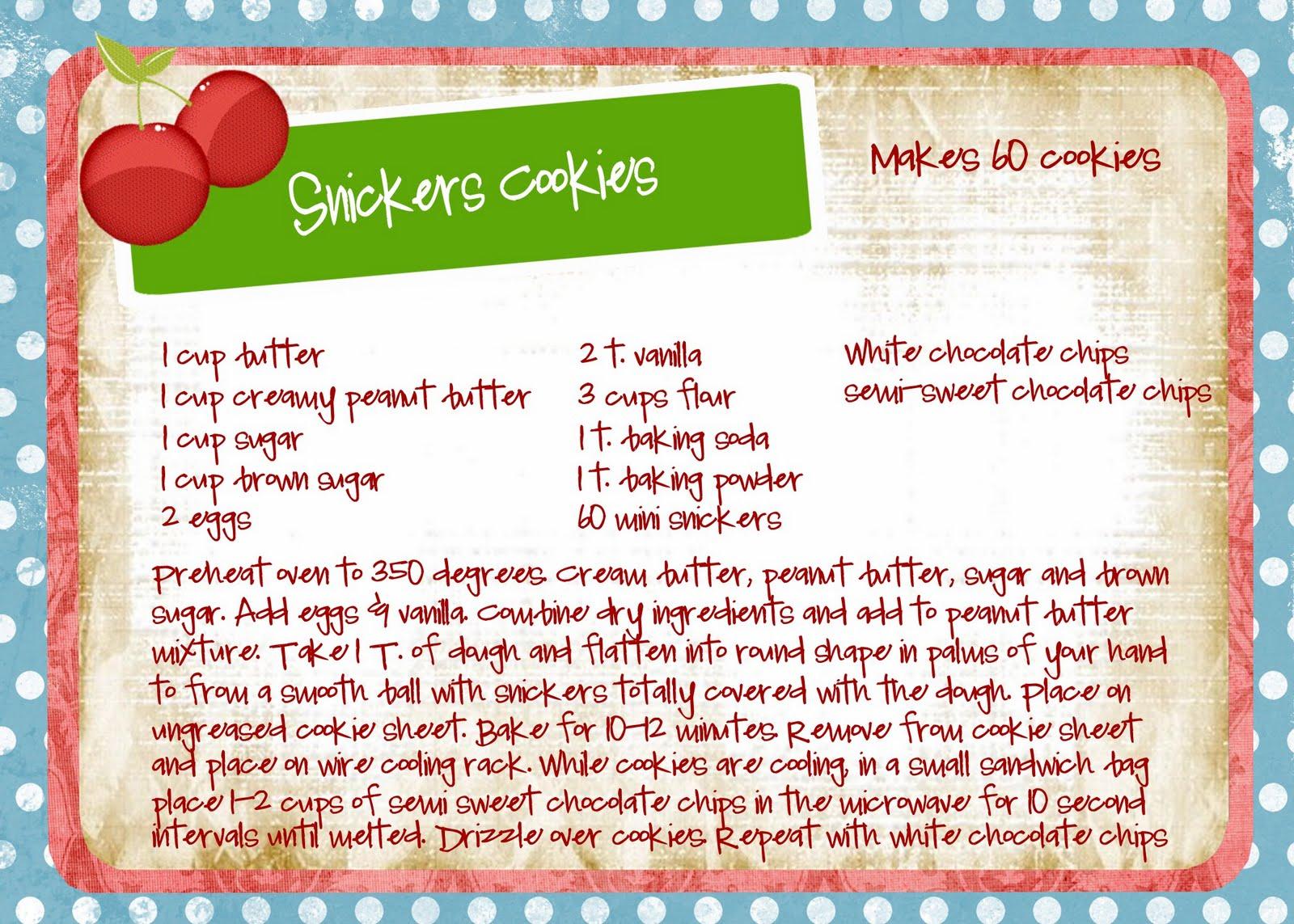 Cookies Using Cake Mix