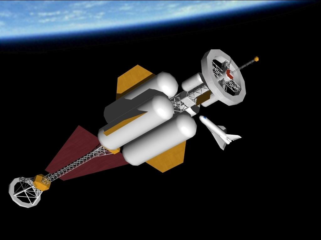 Rocketpunk Manifesto: The Aesthetics of Space Travel