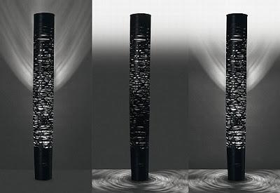Lampa pentru podea design