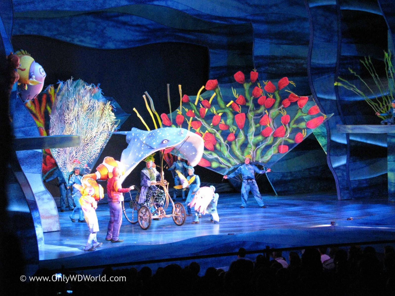 Finding Nemo The Musical Is A Disney World Must See