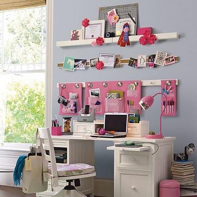 Puerta al sur decoraci n de dormitorios para adolescentes for Cuadros para decorar mi oficina