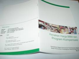 Kenaikan Harga BBM dan Program Kompensasi