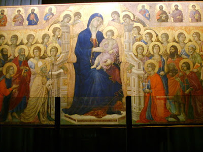 Resultado de imagen para Duccio y otros pintores italianos.