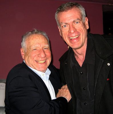 Steve Schalchlin, Mel Brooks