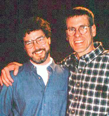 Steve Schalchlin, Bruce Dorsey