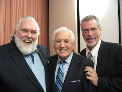 Jim Brochu, Monty Hall, Steve Schalchlin