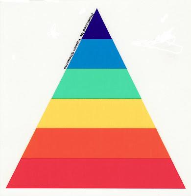 Next Generation Pride: New Rainbow Triangle Sticker