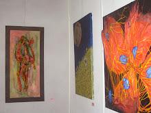 Obras participantes Arte y Artistas Emergentes